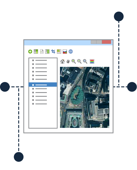 Integrate Your Imagery Assets with Other Geospatial Applications
