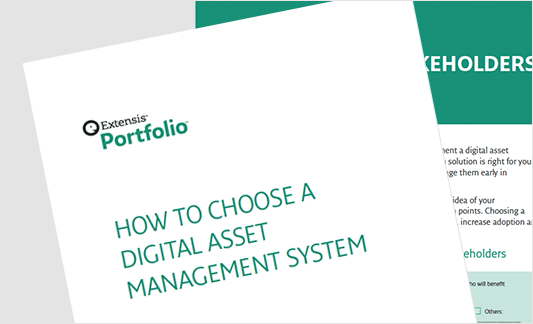 How to Choose a Digital Asset Management System