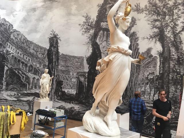 """Veduta di Roma"" - Teylers Museum"
