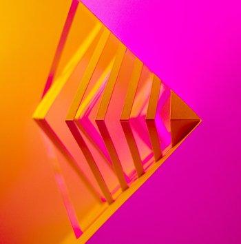 new-bright-colors-paper-origami-pink-folding-edge-small-img-M